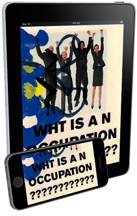 Wht is a n occupation?