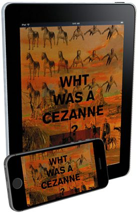 Wht was a Cézanne?